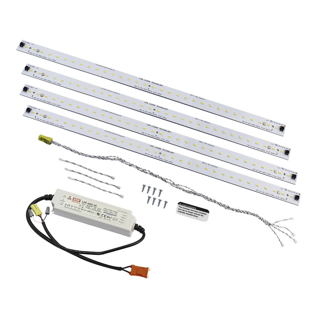 Claris LED Retrofit Kit